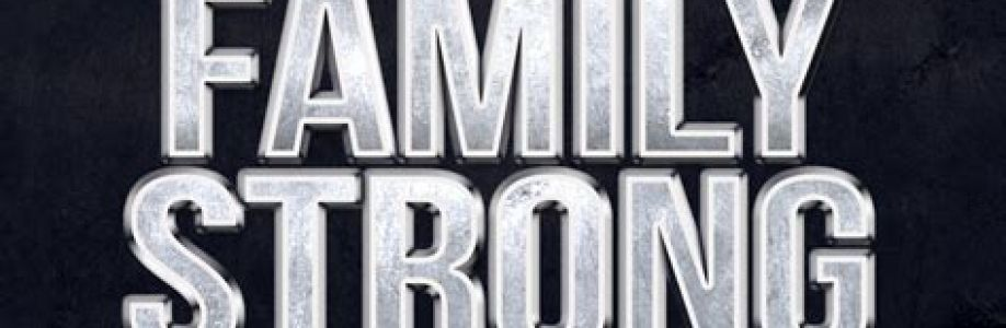Strong Families, Strong Nation Cover Image