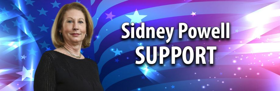 SIDNEY POWELL SUPPORT Cover Image
