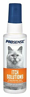 Pro-Sense Hydrocortisone itch Solution spray for cats new USA .    eBay
