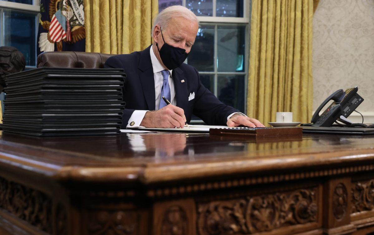 Biden's Executive Order Hypocrisy – Bacon Breaks It Down