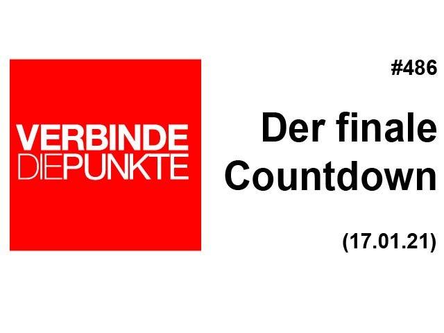 Verbinde die Punkte 486 - Der finale Countdown (17.01.2021)