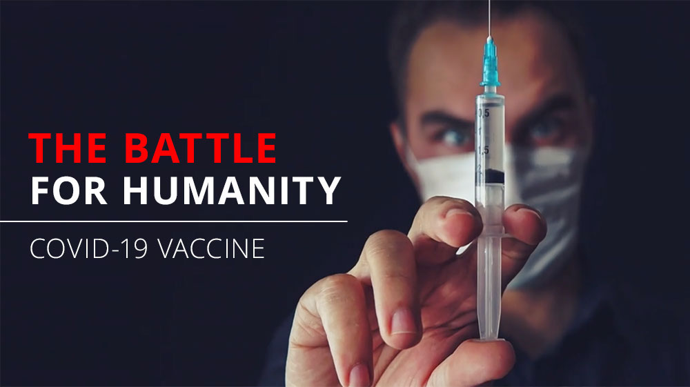 THE BATTLE FOR HUMANITY – Dr Carrie Madej