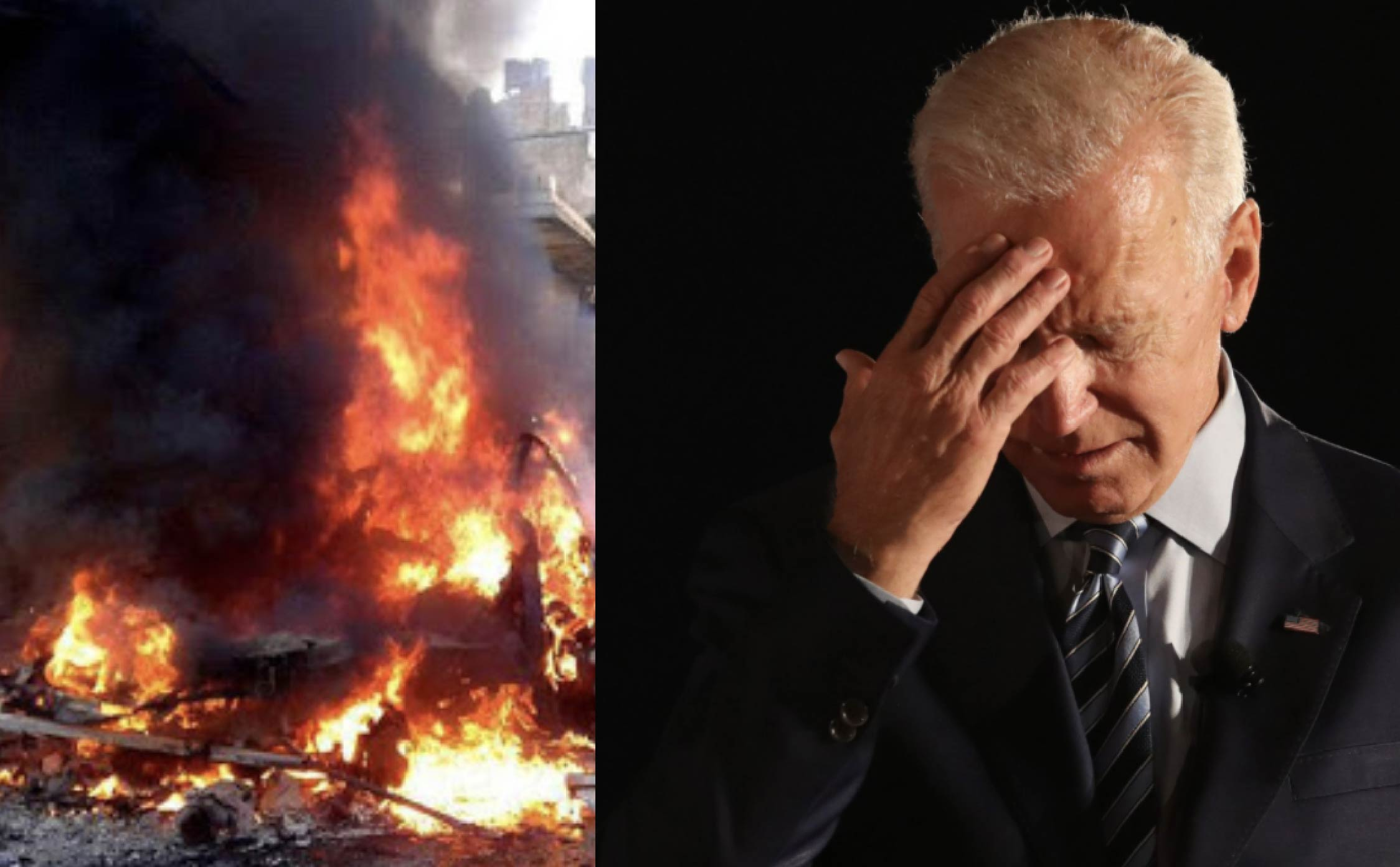Liberals Furious Joe is Bombing Syria, But Still Hasn't Sent Out COVID Relief Checks - WayneDupree.com