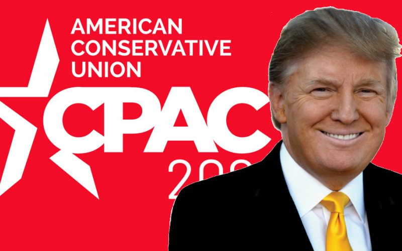 President Donald Trump at CPAC 2021 - Redoubt News