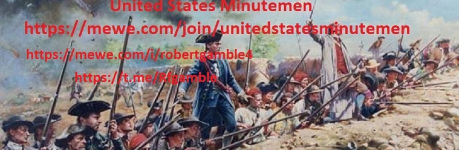 United States Minutemen Cover Image
