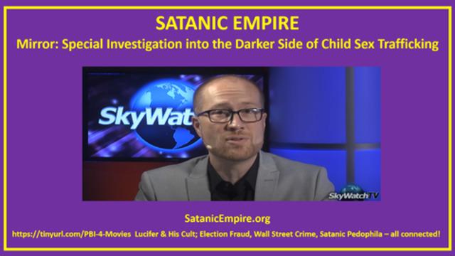 Mirror: SPECIAL INVESTIGATION INTO THE DARKER SIDE OF CHILD SEX TRAFFICKING BEGINS--EPISODE #1