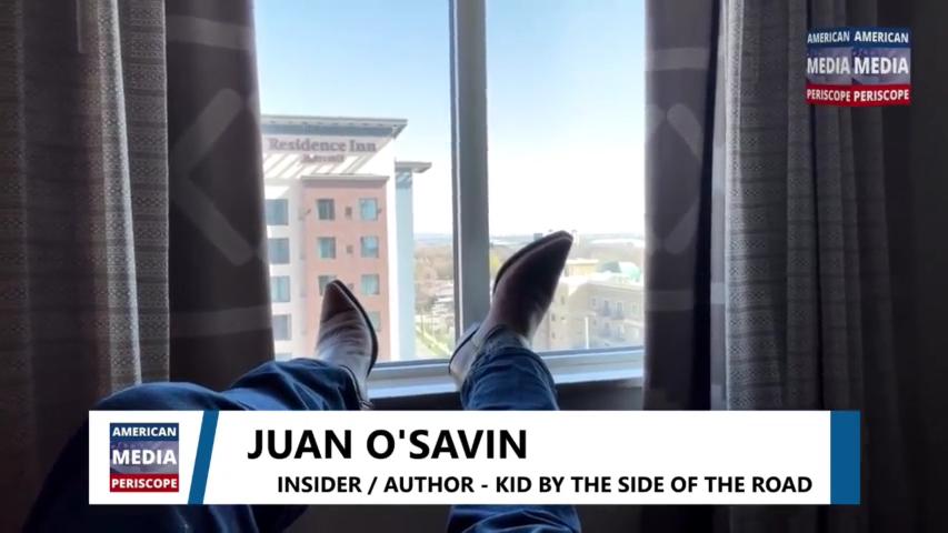 Juan O'Savin Update-- (APR 06, 2021) JUAN O S..