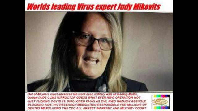 #antiNWO_OPS #htotcoron JUDY MIKOVITS BEST OF INTERVIEW