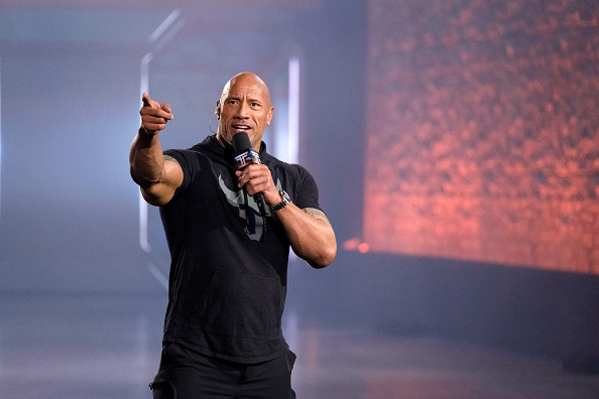 Dwayne 'The Rock' Johnson Says He Will 'Listen And Learn' After 46% Favor Him For President | The Daily Wire