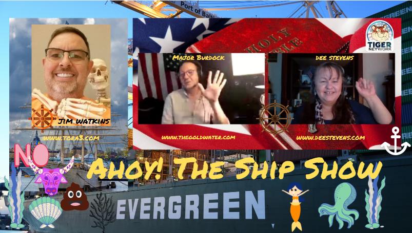 Ahoy! The Ship Show & Extra Gravy  - 10/22/2021 - Tiger Network
